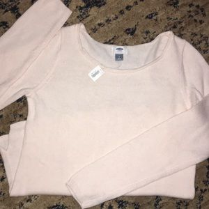 Old navy pink sweater NWT MEDIUM
